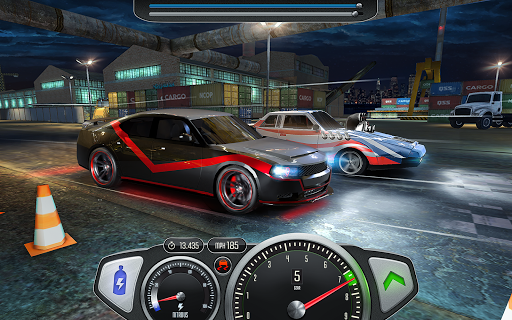Top Speed: Drag & Fast Racing 3D 9 تصوير الشاشة