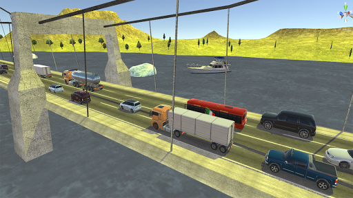 Heavy Traffic Racer: Speedy screenshot 4
