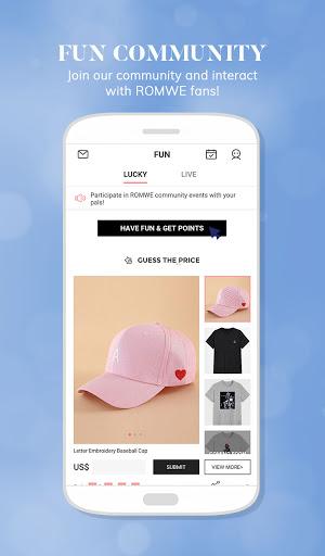 ROMWE - Daily Outfit  Fashion screenshot 3