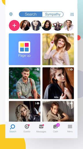 MyLove - Dating & Meeting screenshot 4