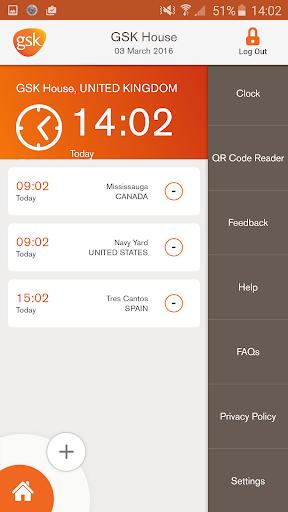 GSK SiteMap App 3 تصوير الشاشة