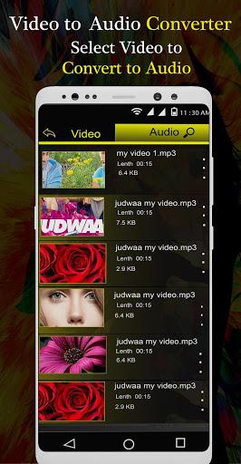 Video To Audio Converter - Mp3 Converter screenshot 2