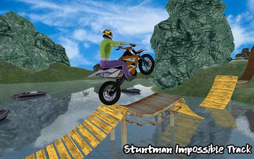 Ramp Bike Impossible Bike Stunt Game 2020 screenshot 6