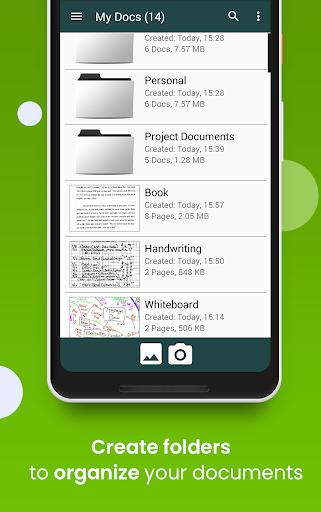 Clear Scanner: Free PDF Scans screenshot 4