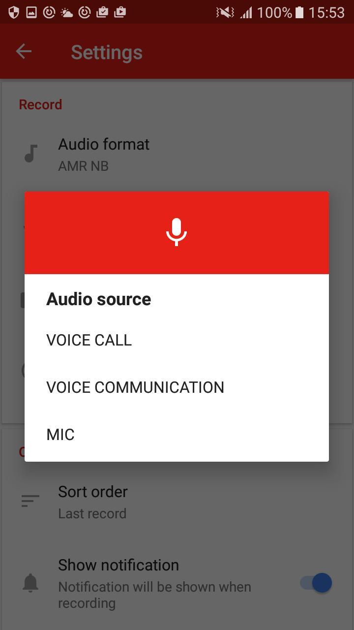 Call Recorder screenshot 6