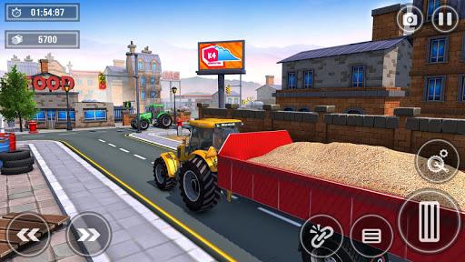 Tractor Farming 2020: ألعاب الزراعة المجانية 2020 4 تصوير الشاشة