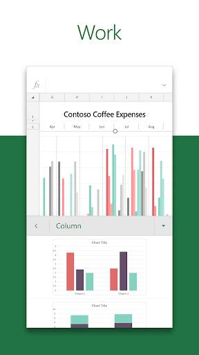 Microsoft Excel: View, Edit, & Create Spreadsheets screenshot 3
