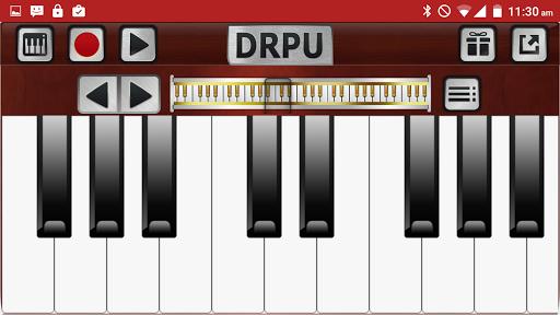 Piano Keyboard Classic Music 5 تصوير الشاشة