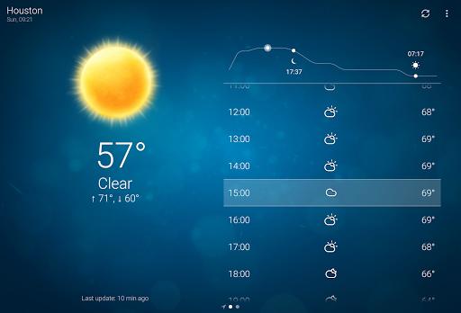 Weather screenshot 12