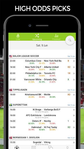 Football AI: Bet Picks & Soccer Predictions screenshot 8