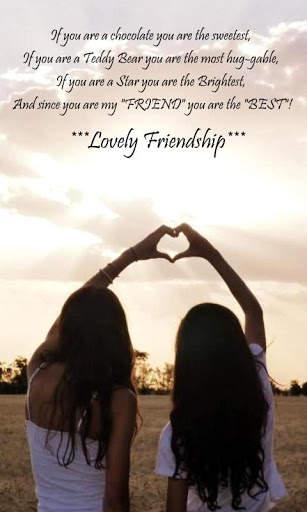 Friendship Picture Quotes 4 تصوير الشاشة