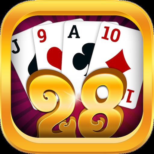 28 Card Game Multiplayer أيقونة
