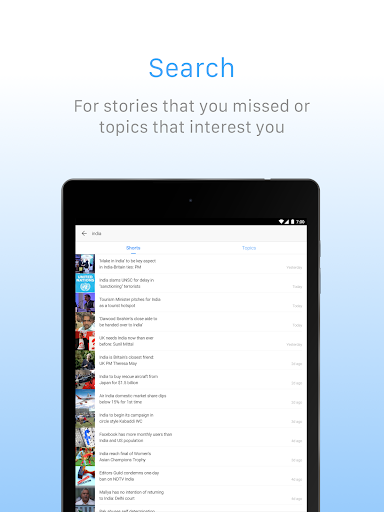 Inshorts - 60 words News summary screenshot 19