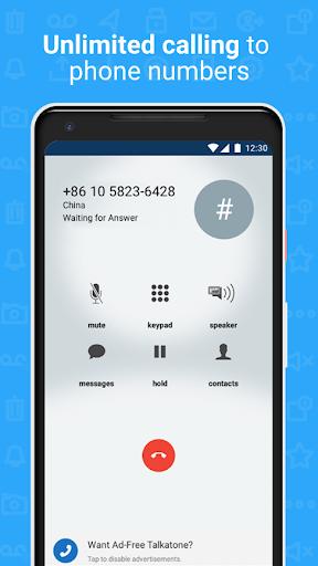 Talkatone: Free Texts, Calls & Phone Number screenshot 6