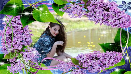 Flowers Photo Frame screenshot 3