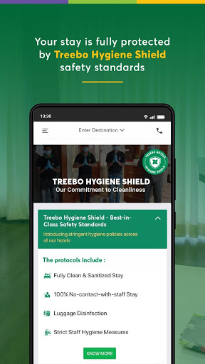 Treebo: Hotel Booking App | Book Safe Stays 4 تصوير الشاشة