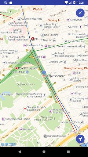 Metro Shanghai Subway screenshot 8