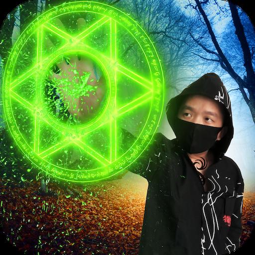 Intro Maker - Fx Magic - Magic Video Maker icon