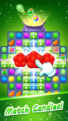 Candy Witch - Match 3 Puzzle Free Games screenshot 4