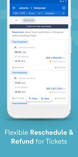 tiket.com - Hotels, Flights, To Dos screenshot 2
