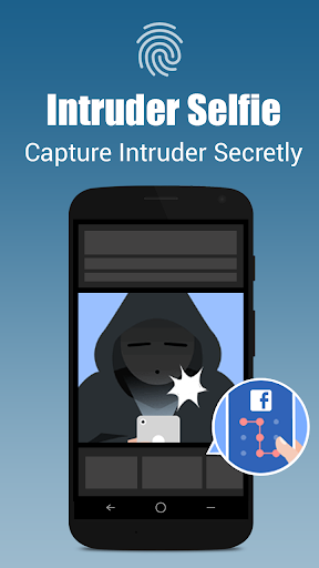 App lock - Real Fingerprint, Pattern & Password 3 تصوير الشاشة