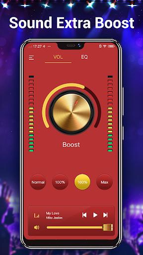 Efek musik Equalizer-Audio screenshot 6