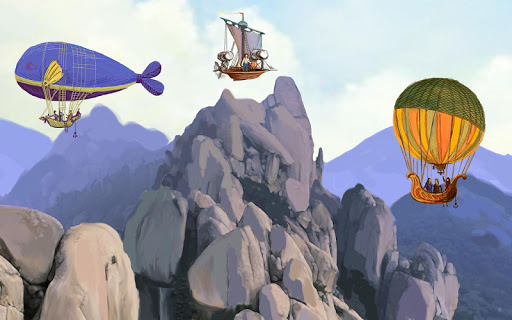 Flying World Live Wallpaper 21 تصوير الشاشة