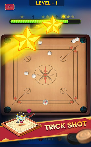Carrom King™ - Best Online Carrom Board Pool Game 23 تصوير الشاشة
