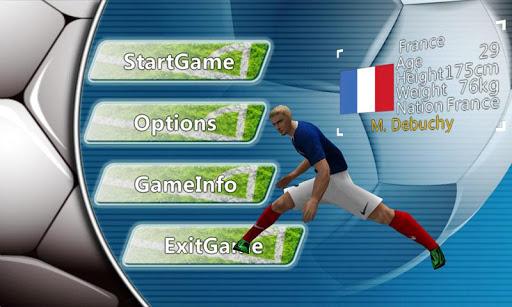 Winner Soccer Evolution 6 تصوير الشاشة