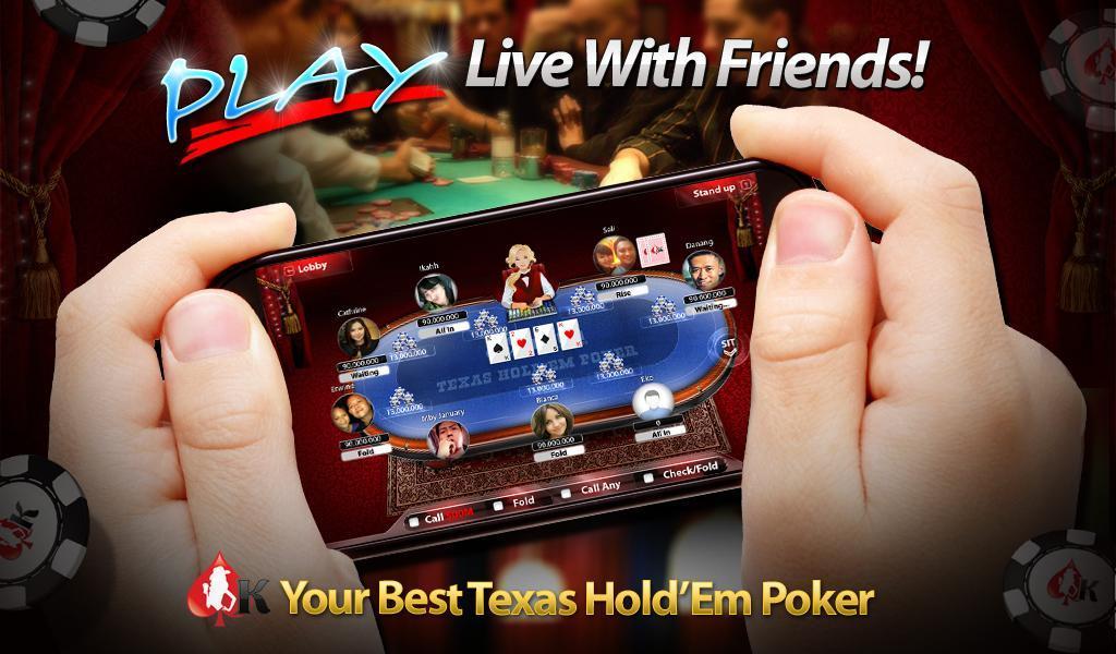 Krytoi Texas Holdem Poker. screenshot 4