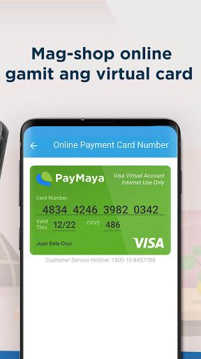 PayMaya - Shop online, pay bills, buy load & more! screenshot 4