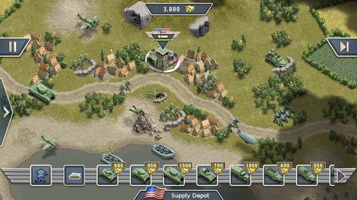 1944 Burning Bridges Premium screenshot 6