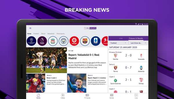 beIN SPORTS screenshot 7