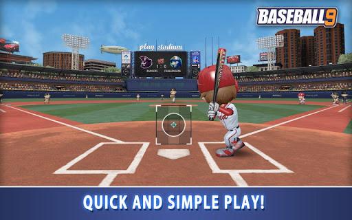 BASEBALL 9 screenshot 8