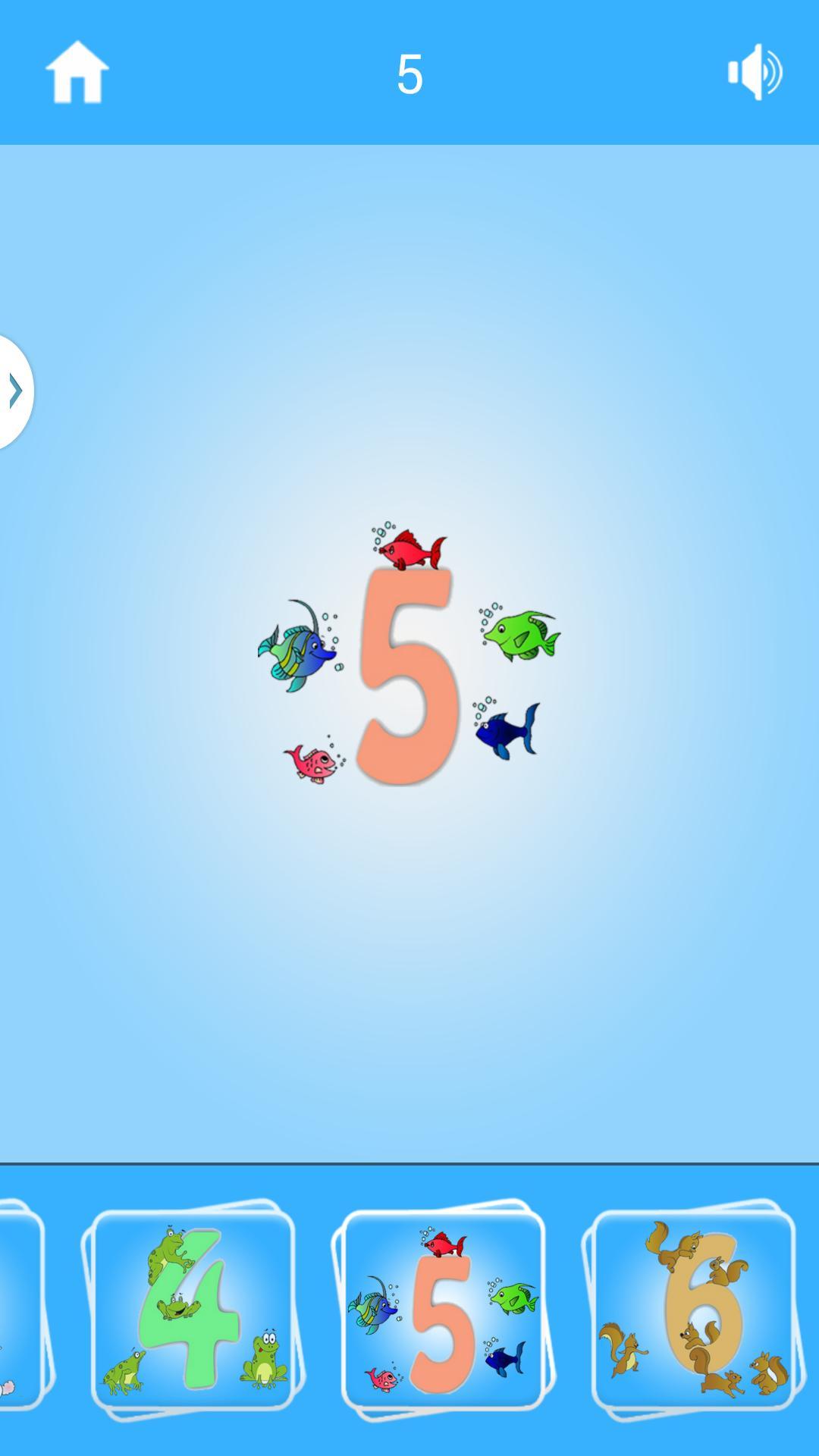 Baby School - Educational app screenshot 5