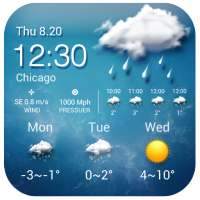 Today Weather& Tomorrow weather app icon