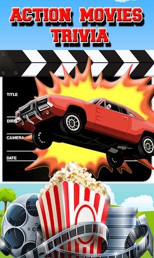 Action Movies Trivia - Hollywood Film Stars Quiz 2 تصوير الشاشة
