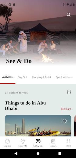 Visit Abu Dhabi screenshot 5