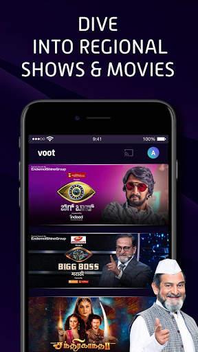 Voot Select Originals, Colors TV, MTV & more screenshot 7