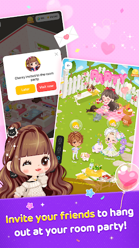 LINE PLAY - Our Avatar World screenshot 14