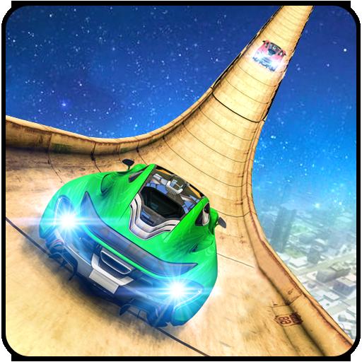 Mega Ramp Car Simulator Game- New Car Racing Games icon