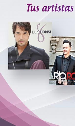 Radio Ritmo romantica | Tu Radio de Baladas screenshot 1