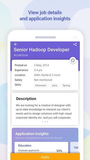 Shine Job Search screenshot 4