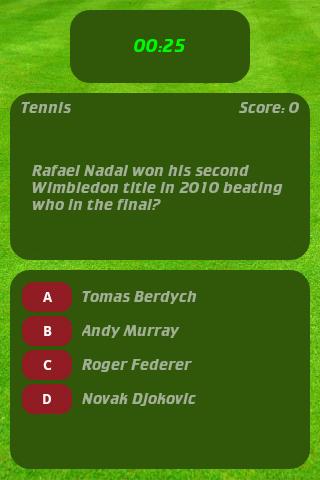 Sports Trivia Planet 3 تصوير الشاشة