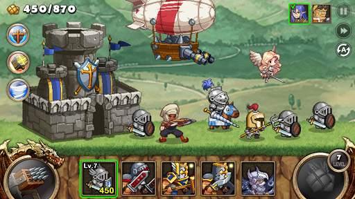 Kingdom Wars - Tower Defense Game screenshot 2