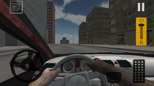 Popular Car Driving 3 تصوير الشاشة