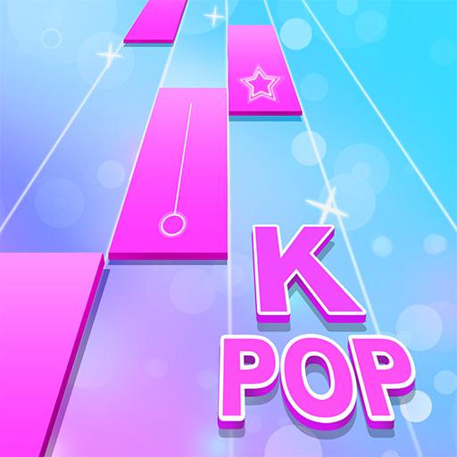 Kpop بيانو الالعاب أيقونة