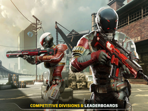 Modern Combat Versus: New Online Multiplayer FPS screenshot 9