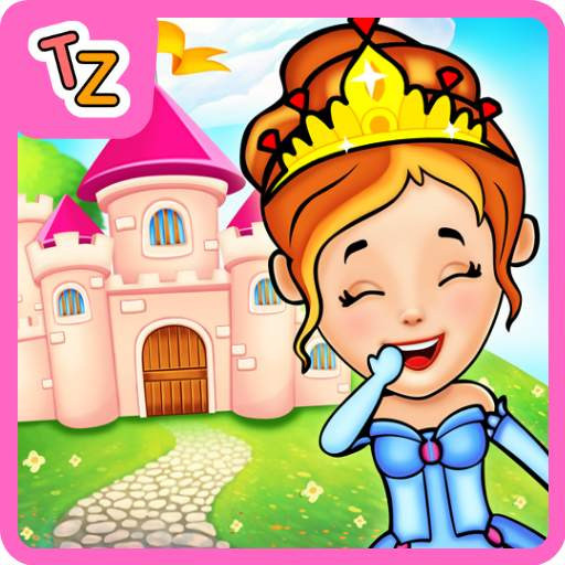 👸 My Princess Town - Doll House Games for Kids 👑