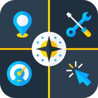Smart Tools : उपकरण डिजिटल कम्पास Qr Scanner on 9Apps